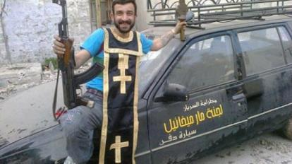Syrian Christian Fighter