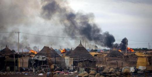 SUDAN-UNREST-SOUTH-ABYEI