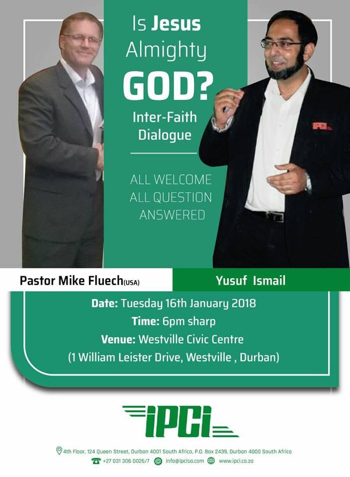 Yusuf estes debate with atheist dating